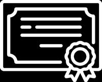 """Icon mit einem Brief für """"Meisterbrief des Handwerks"""""""