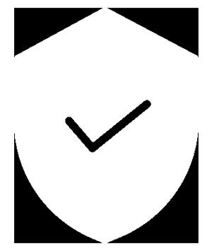 """Icon für """"Gute und langlebige Qualität"""""""